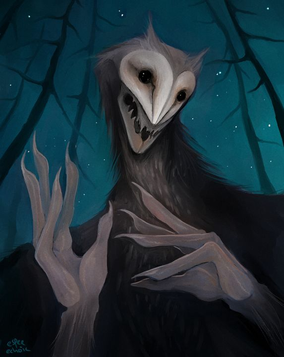 owls know - esper echoic