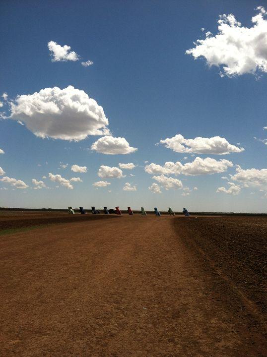 Big Sky Cadillac Ranch - wendywhy12