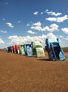 Cadillac Ranch II