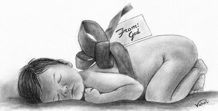 God's Gift - Vishal Kejriwal