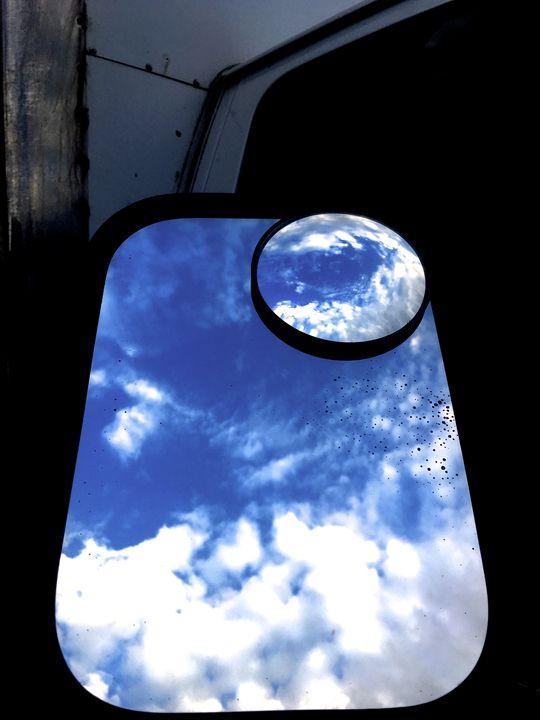 Blue Mirror - Raw