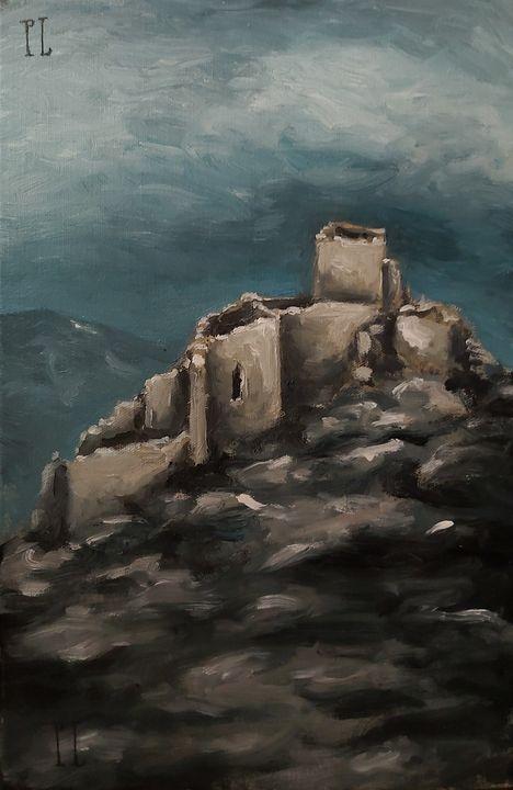 Castle Ruins - Pierre-Louis Calatayud (PL)