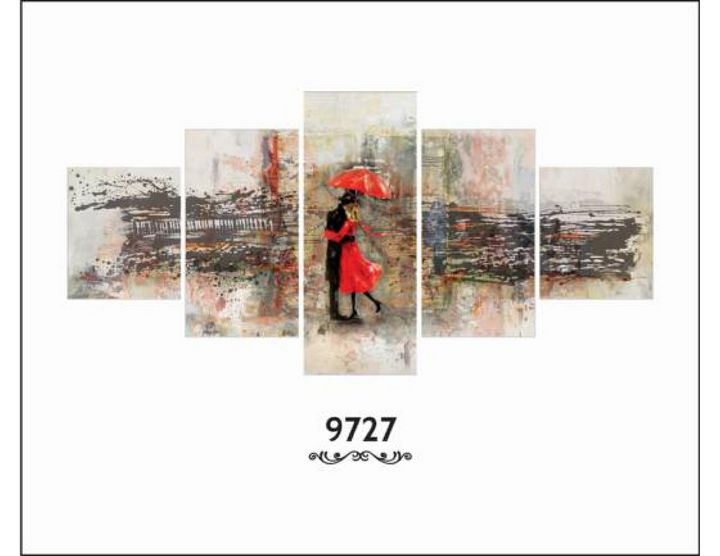 Modern Art 9727 - Feelings Paradise