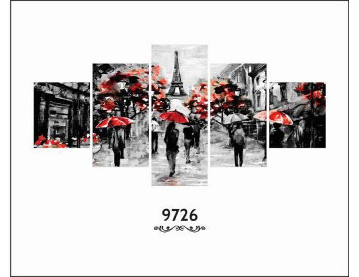 Modern Art 9726 - Feelings Paradise