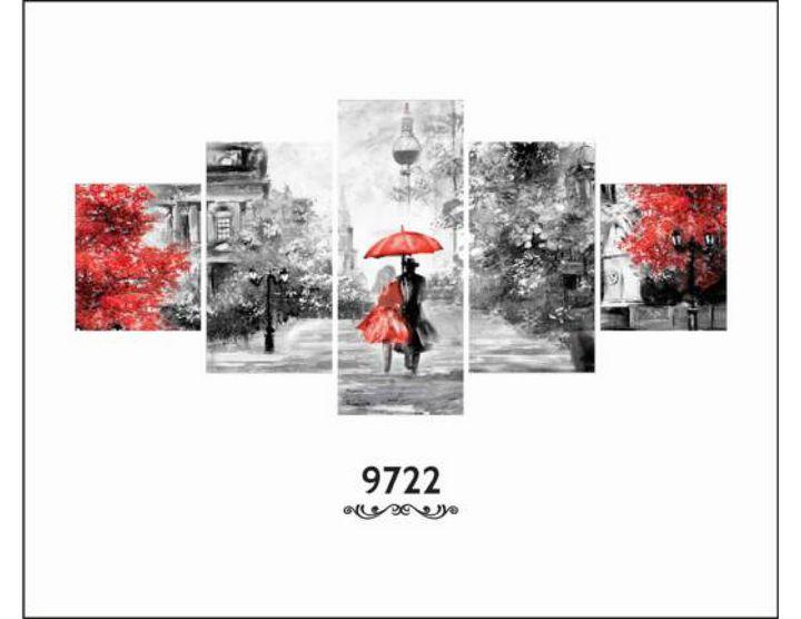 Modern Art 9722 - Feelings Paradise