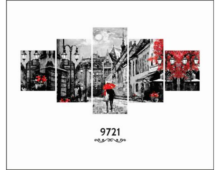 Modern Art 9721 - Feelings Paradise
