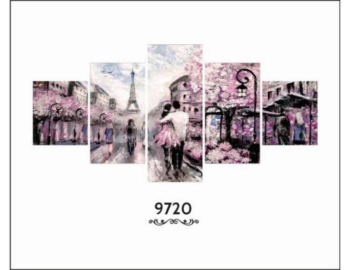 Modern Art 9720 - Feelings Paradise