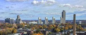 Albany, NY Skyline