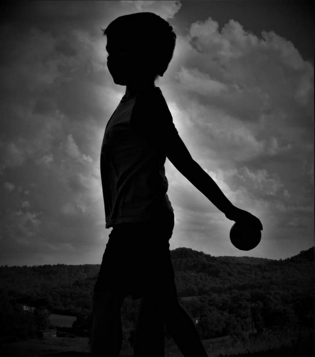 Baseball toddler - Jennifer (thomas) Anderson