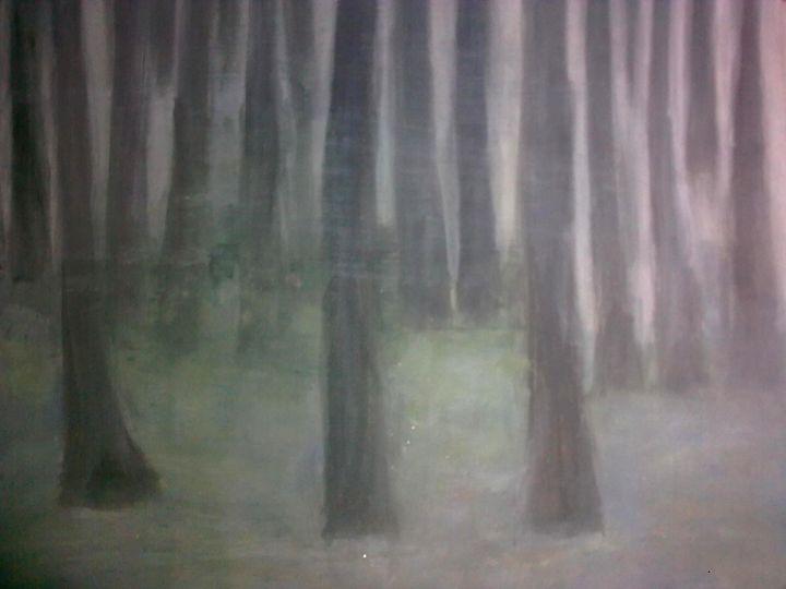 winter - Prakash 1 fine art / painting gallery