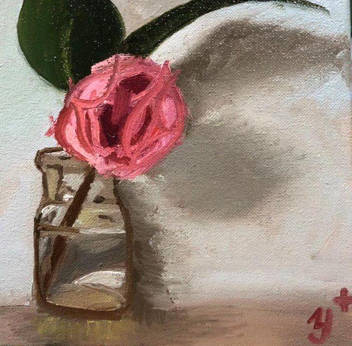 Rose's Mood - Anastasiia Naumenko