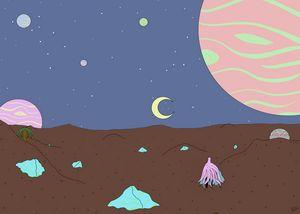 Petit tour dans le désert