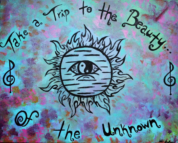 Beauty of the Uknown - Soulful gypsy
