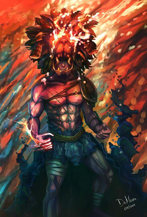 Heracles - Leo de Moura