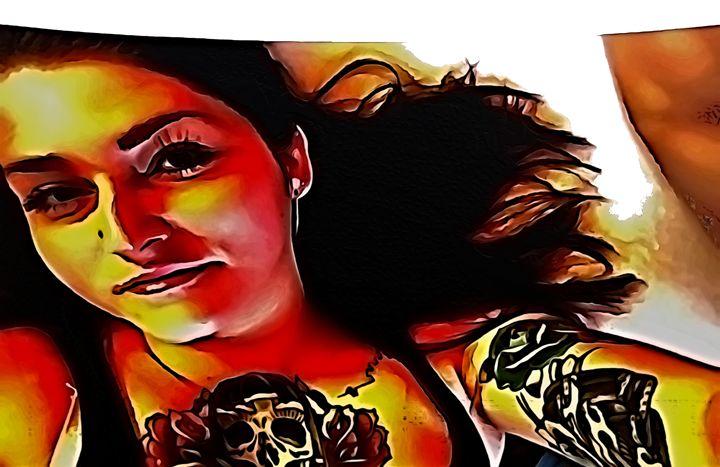 Acrylic Beauty - John Guy