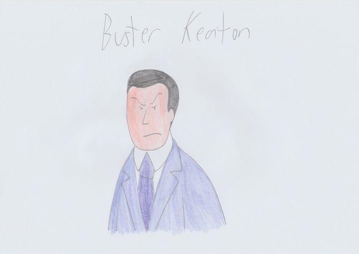 Buster Keaton - Rene Astle