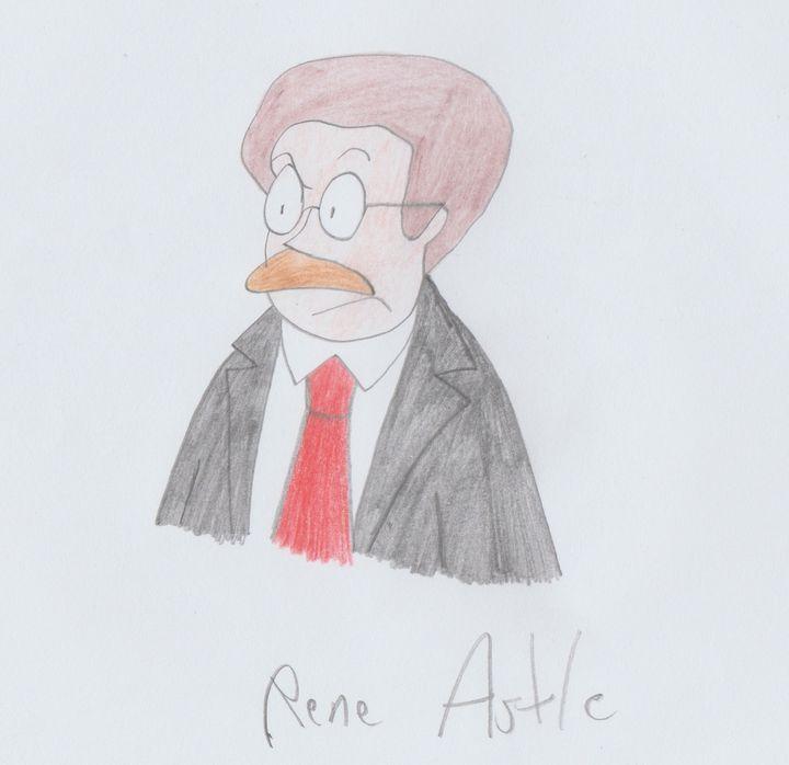 Timothy Fonda - Rene Astle