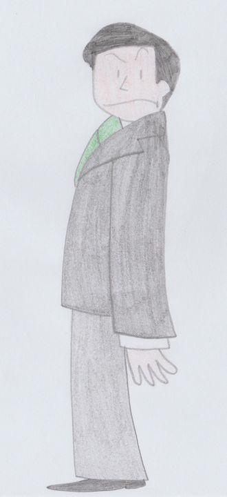 Principal Sallis - Rene Astle