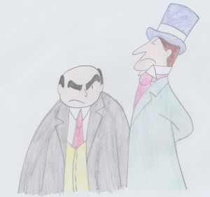 Frank Nielsen and Gentleman Hugo
