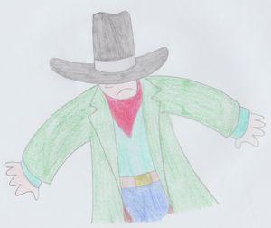 """Jonathan """"Gunslinger Grudge"""" Tannen"""