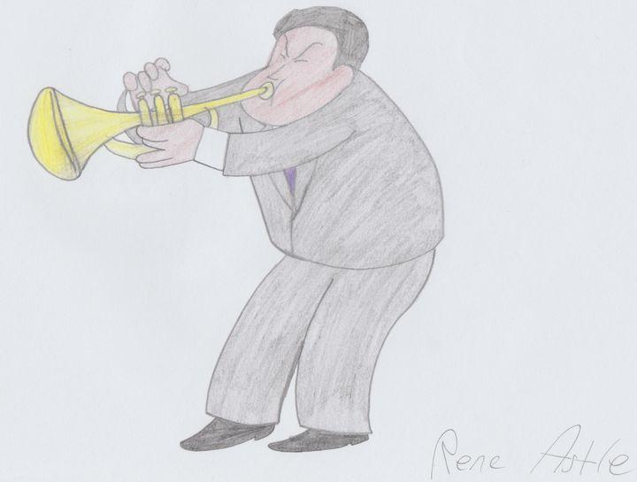 Louis Armstrong - Rene Astle