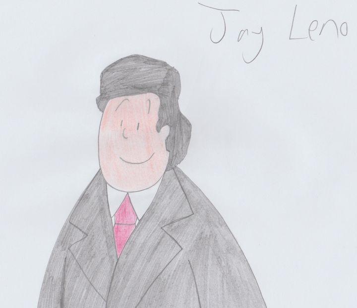 Jay Leno - Rene Astle