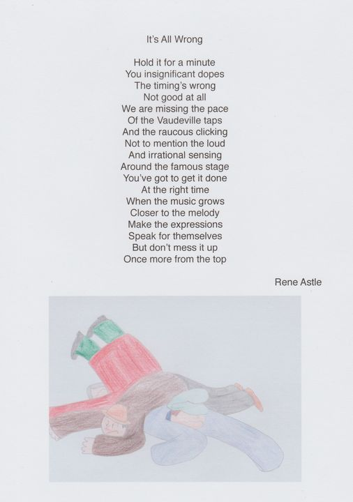 It's All Wrong - Rene Astle