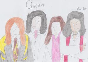 Queen - Rene Astle