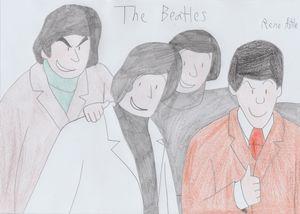 The Beatles - Rene Astle