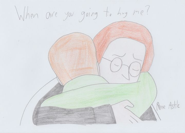 When Are You Going to Hug Me? - Rene Astle