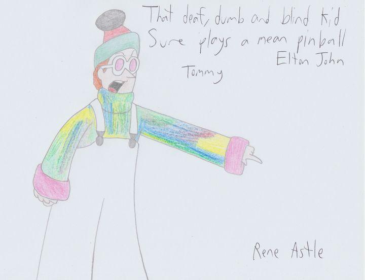 Pinball Wizard - Rene Astle