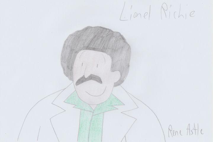 Lionel Richie - Rene Astle