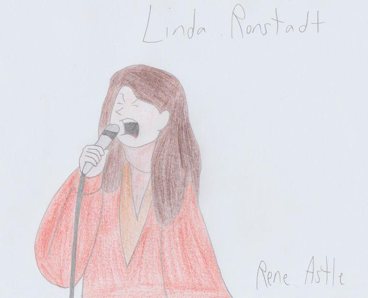 Linda Ronstadt - Rene Astle