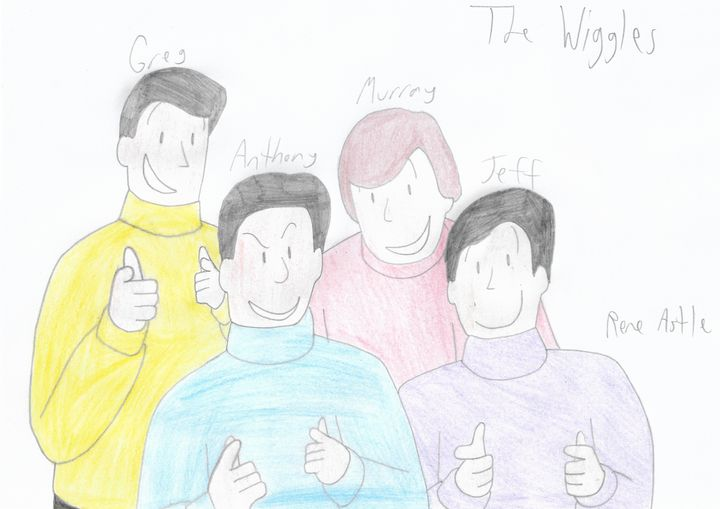 The Wiggles - Rene Astle