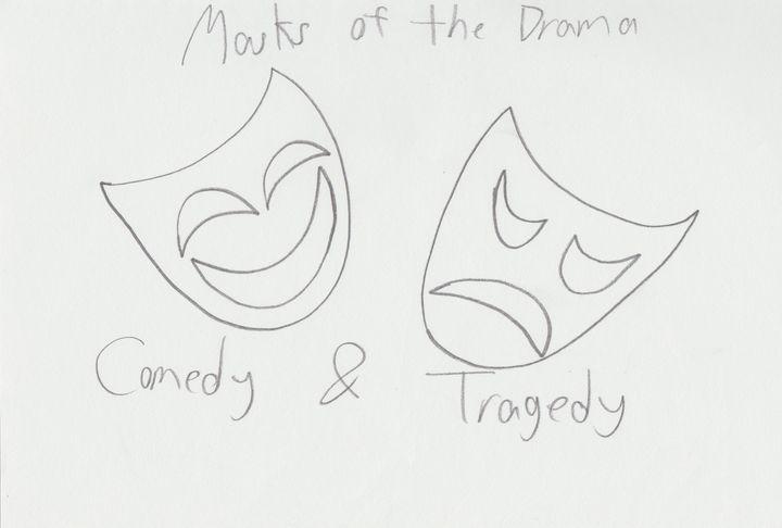 Masks of the Drama - Rene Astle