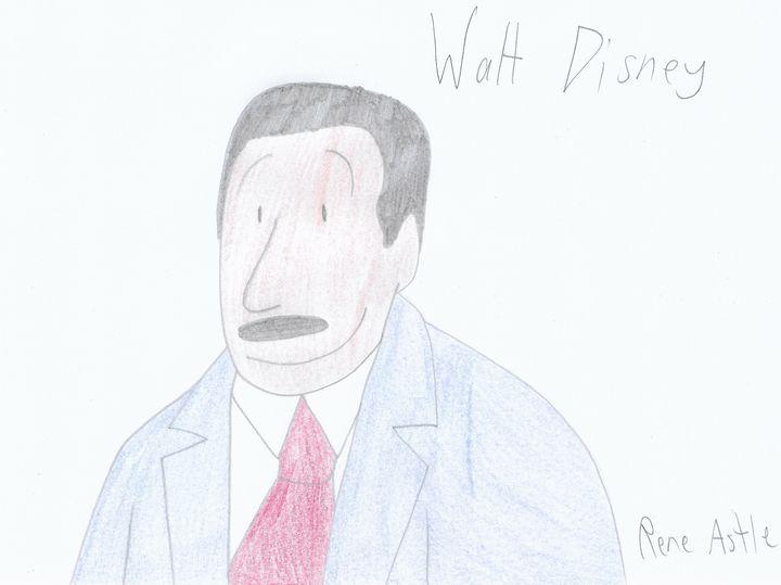 Walt Disney - Rene Astle