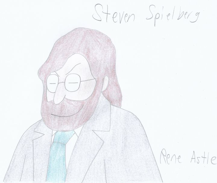 Steven Spielberg - Rene Astle