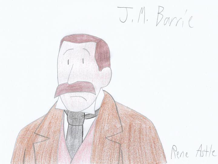 J.M. Barrie - Rene Astle