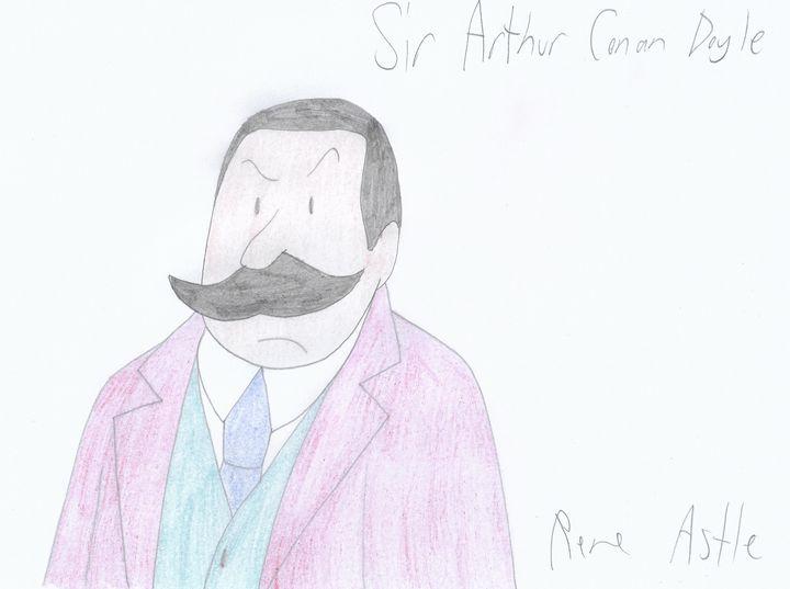 Arthur Conan Doyle - Rene Astle