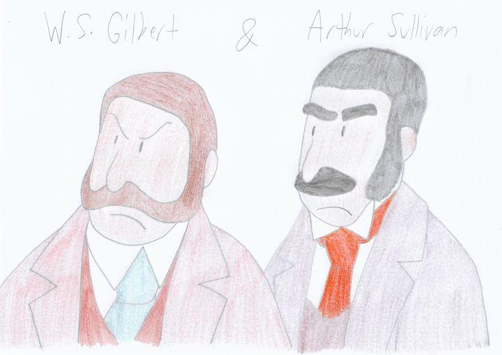 Gilbert and Sullivan - Rene Astle