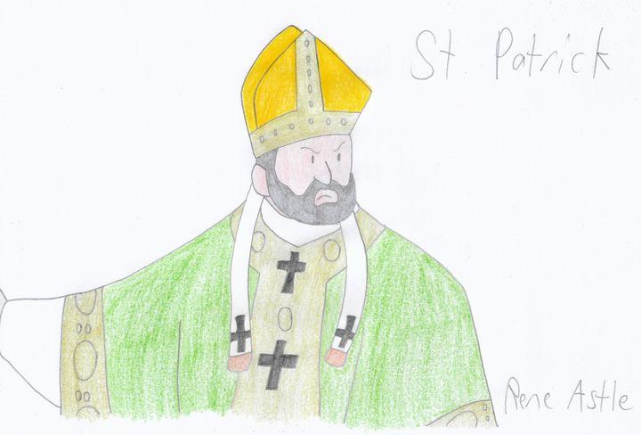 St. Patrick - Rene Astle