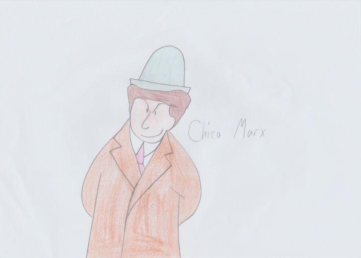 Chico Marx - Rene Astle