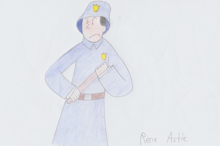 Officer Kaczynski - Rene Astle