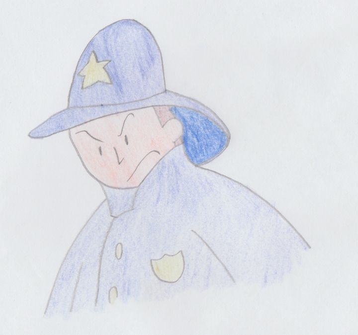 Chief Carlton Cornwall - Rene Astle