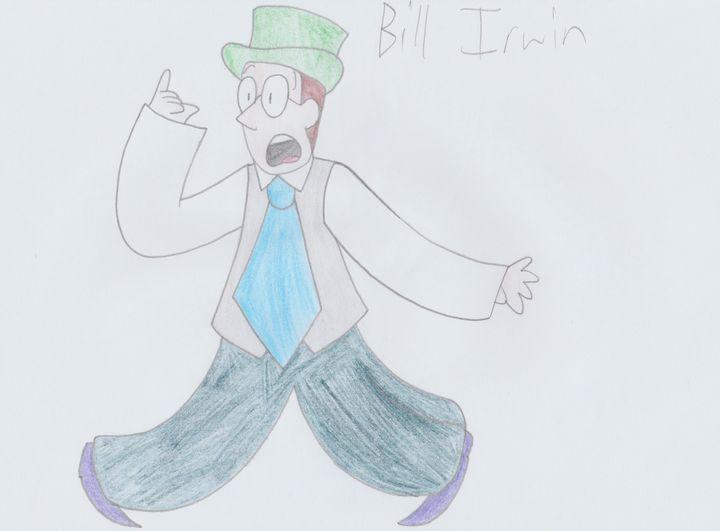 Bill Irwin - Rene Astle