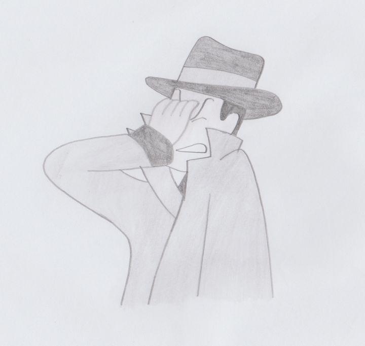 Detective Paul Reynolds - Rene Astle