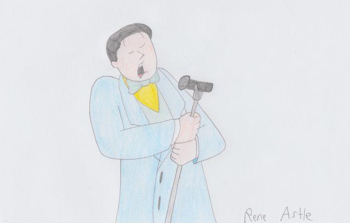 Barry Conried - Rene Astle