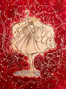 Dance among the Falling stars