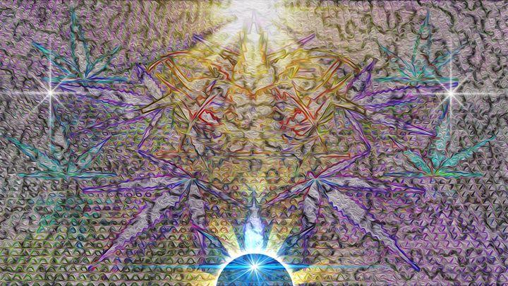 Cosmic high - 3D designs