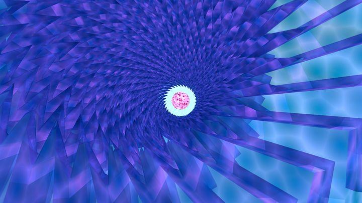 Crystal passage - 3D designs